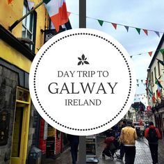 How to spend 24 perfect hours in Galway, Ireland Coffee, food & everything!