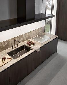Cocina integral ALEA By poliform diseño Paolo Piva