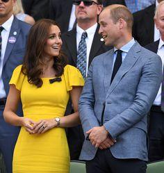 Wimbledonban eg picit egymásra is figyelhettek.