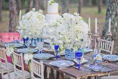 wedding table #woodland #outdoor #Portugalwedding #WeddinginPortugal #wedding