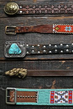 Belts Buckles