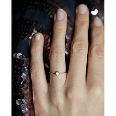 Understated engagement rings for the minimalist woman. Here at #recreationalstudio, we offer custom bridal services and would love to help you create your perfect engagement ring! Email us to find out more: hello@recreationalstudio.com