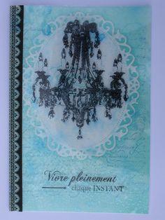 209 spellbinders floral oval fond lettres stampin up, lustre donna salazar sur rhodoid encré à l'izink, sentiment la compagnie des elfes
