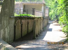 The ghosts of Fort Howard in Baltimore, MD.  A park/ haunted military site with dungeons--many report hearing screams and a general feeling of malaise. http://dundalk.patch.com/listings/fort-howard-park