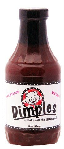 Dimples BBQ Sauce, Raleigh, NC- love love love this versatile sauce that we are proud to carry. GOt to Be NC, made local -the owners are the sweetest folks