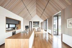 Timber, longitudinal, openness, void, simplicity.