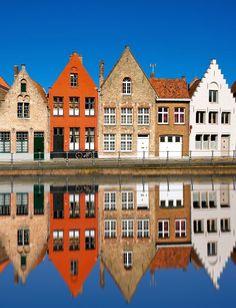 7. Bruges, Belgium