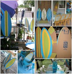 Cardboard surfboards $