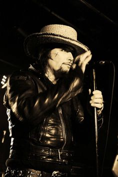 Adam Ant, Dirk Tour 2015, sub89 Reading (Photo by Dijana Capan)