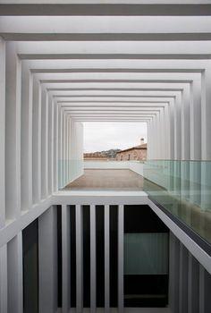 Atrio Relais Châteaux - Mansilla + Tuñón Arquitectos