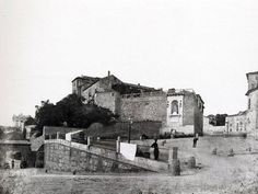 Cuesta de la Vega, 1876. Autor desconocido. Museo de Historia (Madrid)