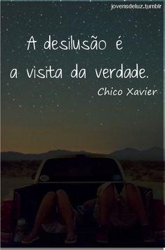 Chico Xavier.