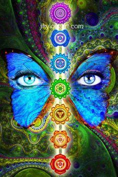 7° chakra: coronário – no topo da cabeça. Como equilibrá-lo: Concentre-se imaginando no alto de sua cabeça uma coroa nas cores violeta, branca ou dourada. Procure entrar em contato consigo mesmo. Não há alimentos recomendados para esse chacra, a não ser os do espírito, como a meditação. Entre os perfumes, fique com o de lótus. Busque seu equilíbrio fazendo caminhadas pelas montanhas.