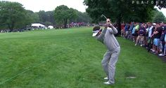 Bubba Watson calls out fan who tried to tell him how to play a shot Bubba Watson  #BubbaWatson