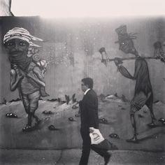 #Vagabundavida #Chile #Santiago #grafiti  Photo by sarahkida