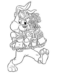 Bobo Kleurplaten Printen.10 Beste Afbeeldingen Van Bobo Coloring Pages For Kids Colouring