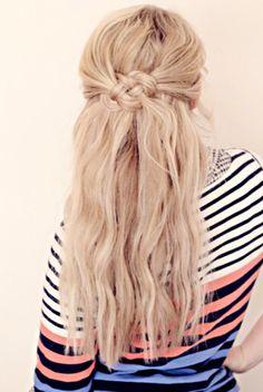 Celtic Hair Knot