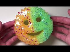 Rainbow slime asmr satisfying slime asmr video 10 youtube cute baby playing slime by babyime101 most satisfying slime asmr video compilation ccuart Images