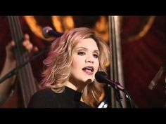 Alison Krauss and Union Station - Let me touch you for a while