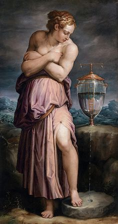 Patience Issia by Giorgio Vasari Giorgio Vasari, Miguel Angel, African Quotes, Photos Encadrées, Photo D Art, Father Time, Old Master, Renaissance Art, Florence Italy