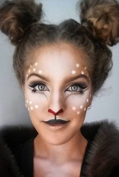 How to be a doe for Halloween