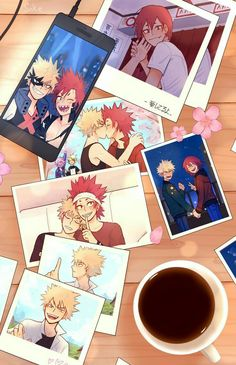 Girls Near Me boku-no-hero-academia-kirishima-eijirou-bakugou-katsuki/ anew cute girl. Boku No Hero Academia, My Hero Academia Memes, Hero Academia Characters, My Hero Academia Manga, Kirishima Eijirou, Cute Gay, Couple Manga, Bakugou Manga, Manga Comics