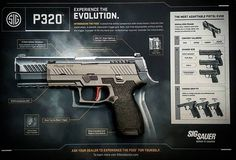Sig Sauer P320 CompactLoading that magazine is a pain! Get your Magazine speedloader today! http://www.amazon.com/shops/raeind
