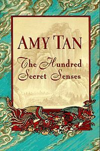 """Amy Tan is best known for her novel """"The Joy Luck Club"""", which I also read and enjoyed.  The Hundred Secret Senses has, for me, a better sense of humor which makes the story move more swiftly."""
