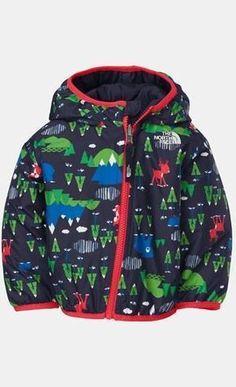 Gear for your winter break! Reversible Jacket.