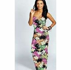 boohoo Ali Palm Print Bandeau Maxi Dress - multi azz28712 Floaty, floor-sweeping and fashion-forward, the maxi dress is the most-wanted way to make waves this season. Column maxis are cool, drop waist's directional and bold prints bad ass, but easy to wear j http://www.comparestoreprices.co.uk/dresses/boohoo-ali-palm-print-bandeau-maxi-dress--multi-azz28712.asp