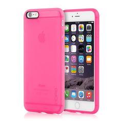 Incipio iPhone 6 Plus / 6s Plus NGP Case - Translucent Neon Pink
