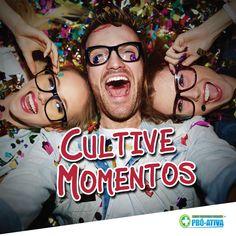 Aproveite o final de semana e vá curtir com seus amigos ou familiares. Afinal, cultivar momentos é ter lembranças construtivas para a vida :) Sai da rotina, se lance e boa diversão! #ProAtiva #Momentos #Amizade #Família #Alegria #História #Curtição #Partiu