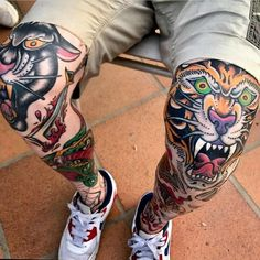 Neo traditional tattoos are a modern twist on the American traditional tattoo. The neo-traditional tries to make things more modern by adding bold lines in the symbol. It uses realistic images and…
