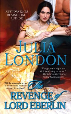 THE REVENGE OF LORD OBERLIN by @Julia London