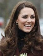 Kate Middleton Long Curly Hairstyles 2013