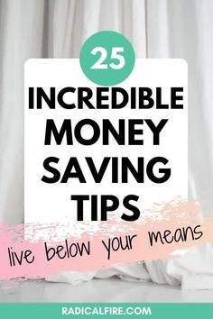 When you say money savings what's the first thing that comes to your mind? To live like a pauper? Intensive budgeting? One-day meal? Let me tell you, you don't have to do those things in order to save money. There are a many ways in order for you to save. Check out the tips in this article.