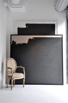 Black and Pastel Room Inspiration