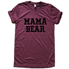 Mama Bear Classic Tee