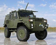 Military multipurpose vehicle //