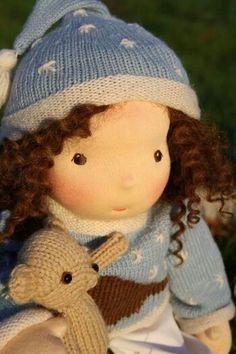 Darling waldorf dolls