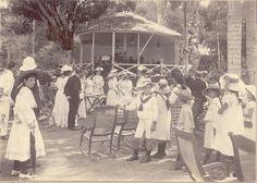 1910 april 30  Verjaardag prinses Juliana op 30 april 1910 te Paramaribo.