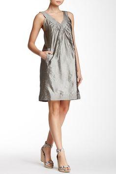 Sabrea Silk Dress