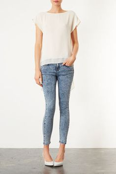 Yes yes yes, most comfortable and stunning looking jeans ever!