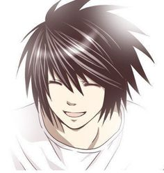 L Lawliet _Death Note this photo is breaking me into pieces </3 | Ryuzaki
