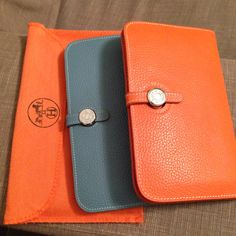 hermes passport wallet