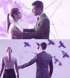 Olicity (Arrow 2x13)