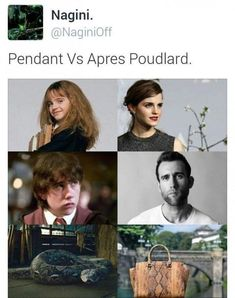Image shared by Loïs Lane. Find images and videos about funny, harry potter and haha on We Heart It - the app to get lost in what you love. Saga Harry Potter, Harry Potter Jokes, Harry Potter Universal, Harry Potter World, Funny Quotes, Funny Memes, Hilarious, Memes Humor, Humor Whatsapp