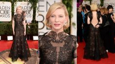 Cate Blanchett had another one of the night's best looks; this Prabal Gurung gown is the stuff of beauteous dreams, and she looks amazing in...