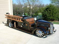 1944 Mack 45  1944 Mack Fire Truck