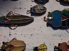 #insects#glass#artisanal #via zanella street market may 2013